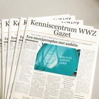 Kenniscentrum WWZ Gazet