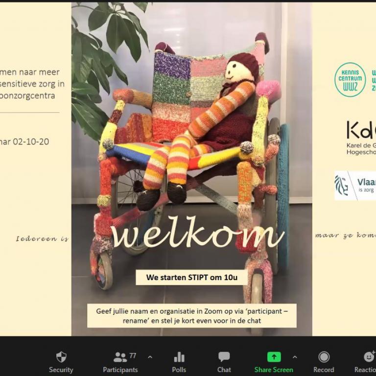 screenshot webinar