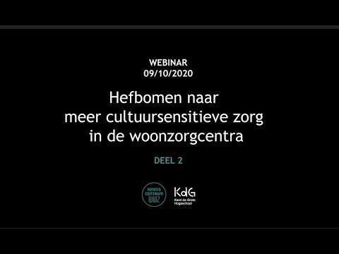 Video webinar 2 9/10/2020