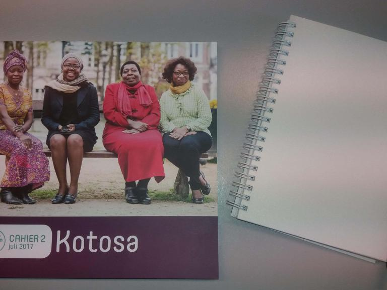 Cover cahier