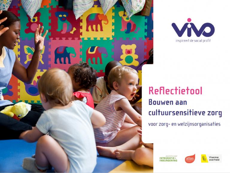 cover reflectietool bouwen aan cultuursensitieve zorg